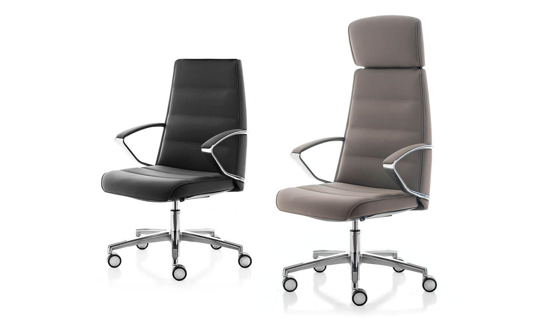 Klivia Chairs Spazio Mobili