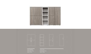 Linea Storage Spazio Mobili