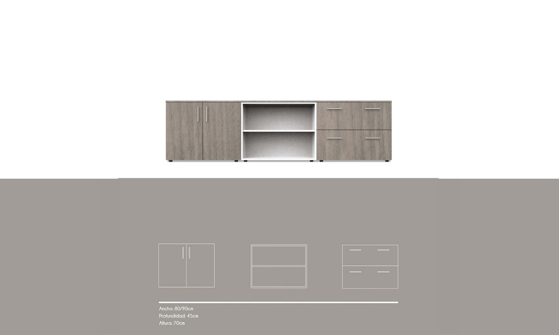 Modulor Storage Spazio Mobili