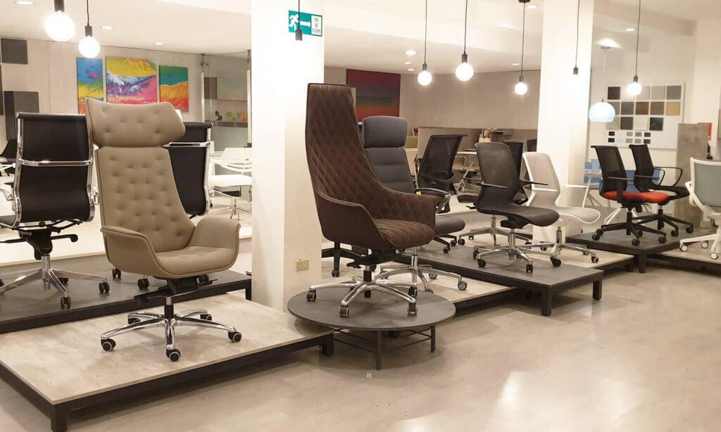 Sala de exposiciones Spazio Mobili