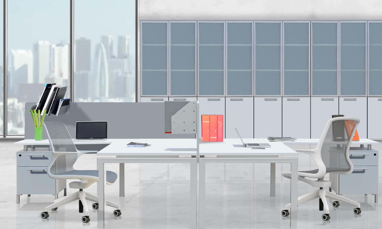 estantes de oficina