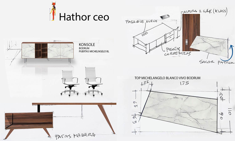 Desing ATHOR CEO