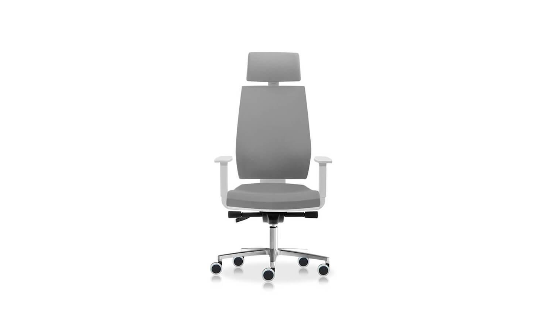 Sillas para escritorio cómodas - Linea Klass - Spazio Mobili