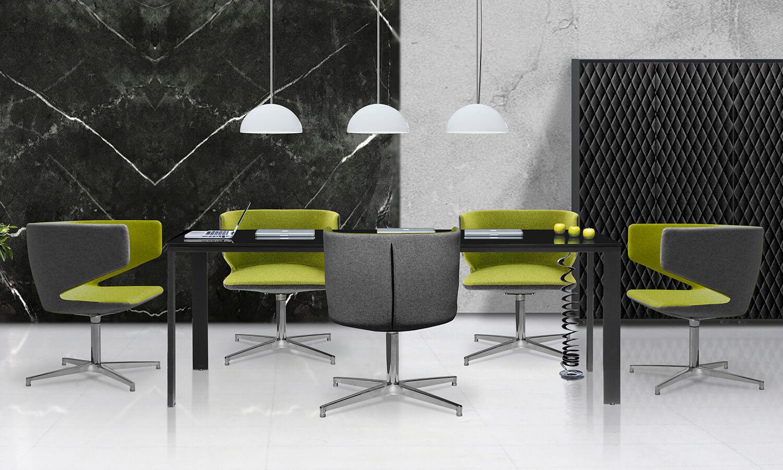 Ambientación de sillas MR JONES