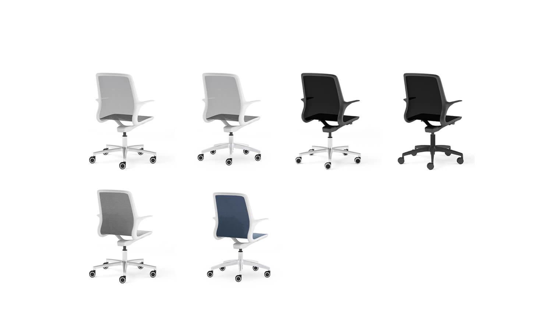 Ovidio Chairs colores