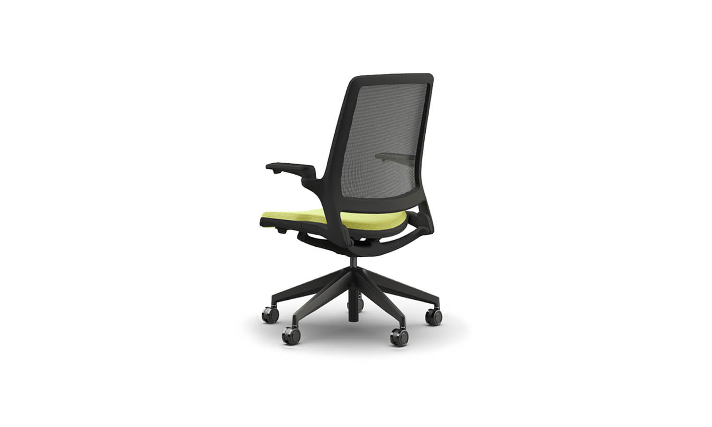 Sillas de escritorio lujosas - Linea Selfie - Spazio Mobili