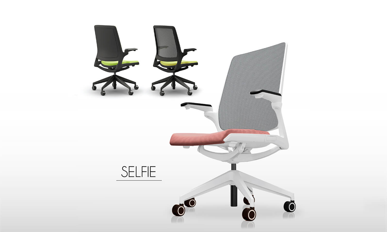 Sillas SELFIE - Linea Selfie - Spazio Mobili