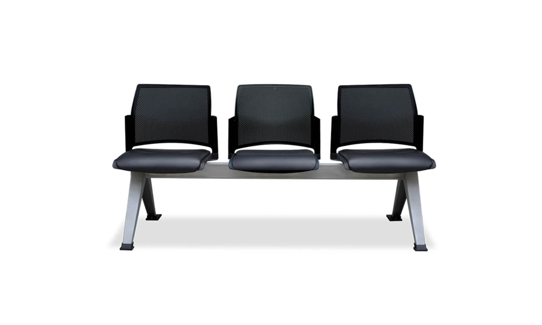 Tandem Tekna Chairs Spazio Mobili