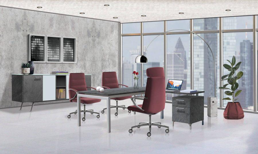 Direccional Cubik Office Spazio Mobili